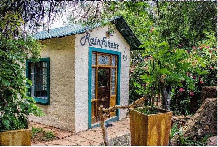 Rainforest Boutique Camp Johannesburg