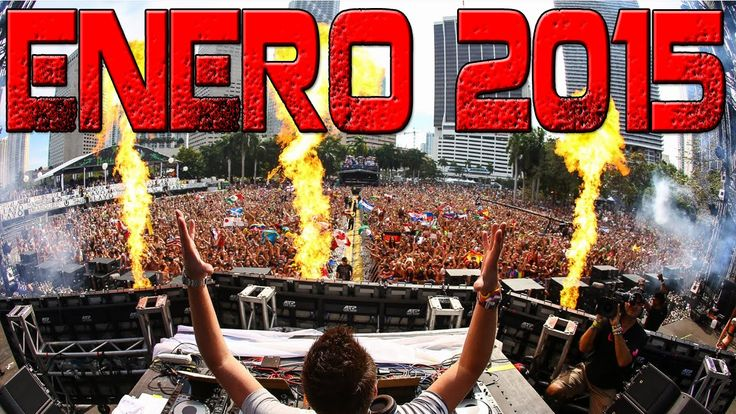 La Mejor Música Electrónica, ENERO 2015 (con nombres) - Parte 1