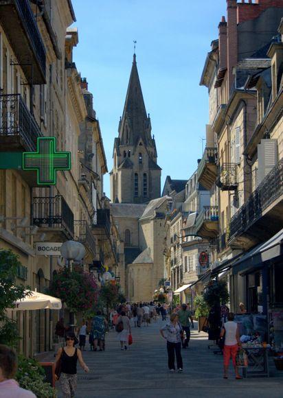 A visit to Brive la Gaillarde