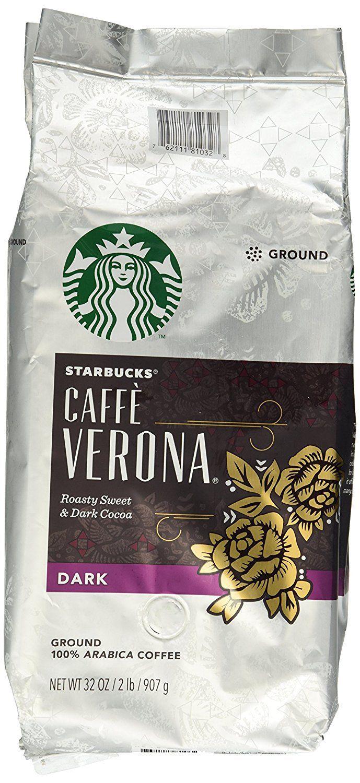 Starbucks+Cafe+Verona+Ground+Coffee+32+oz+(Pack+of+2)