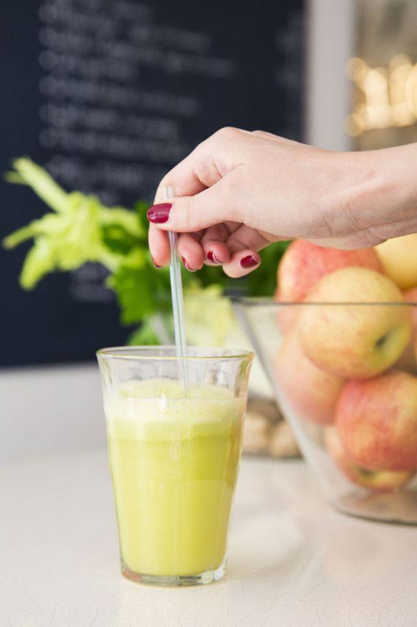 Detox 3 recettes de jus pour un t ultra frais d tox - Recette jus detox ...