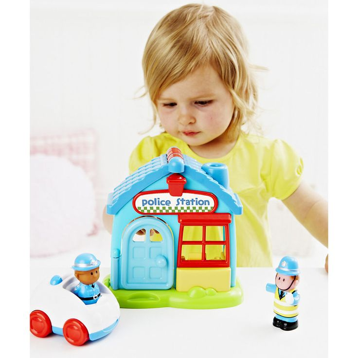 Toys For Girls 18 Months : Images about happyland toys on pinterest police
