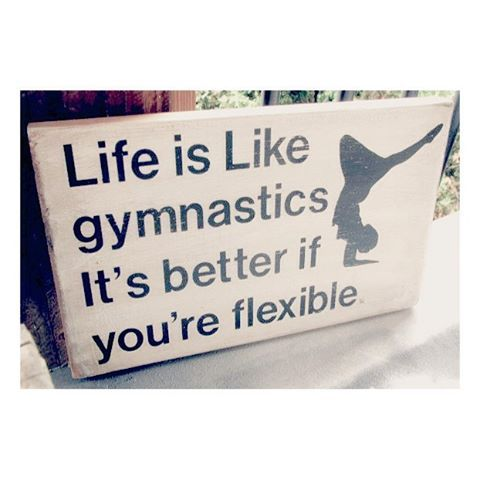 Så sandt!  #gymnastics #life #flex #flexibility #dancer #girl #fit #qoute #smile #laugh #happy #qoutestagram #sunnyday #førstedukkert #beach #stranden #bikini #weather #kærlighedtilfolket