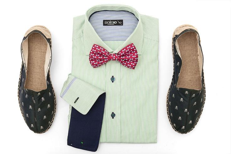 Casual Look by SOLOiO Men. Fashion. Style www.soloio.com