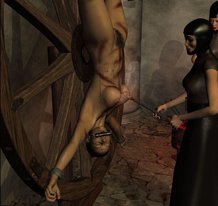 Damian Art Bdsm Slaves