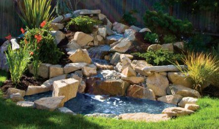 1000 Ideas About Outdoor Waterfalls On Pinterest Waterfall Fountain Water Fountains And