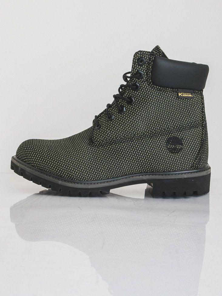 Timberland 6 Inch Kevlar Boot