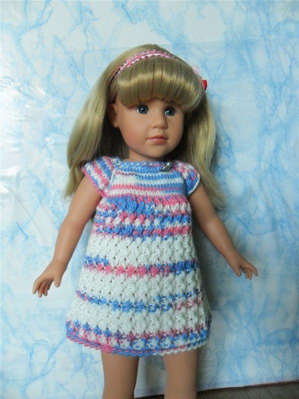 Летние наряды для кукол Gotz(Готц). / Одежда и обувь для кукол - своими руками и не только / Бэйбики. Куклы фото. Одежда для кукол