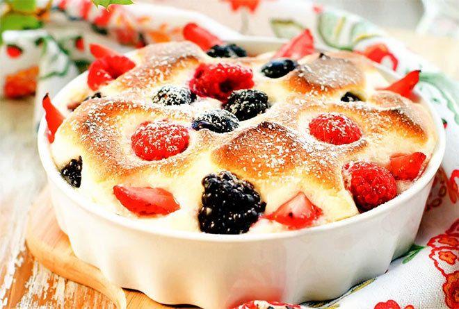 Домашняя выпечка: 8 вкусных рецептов с творогом