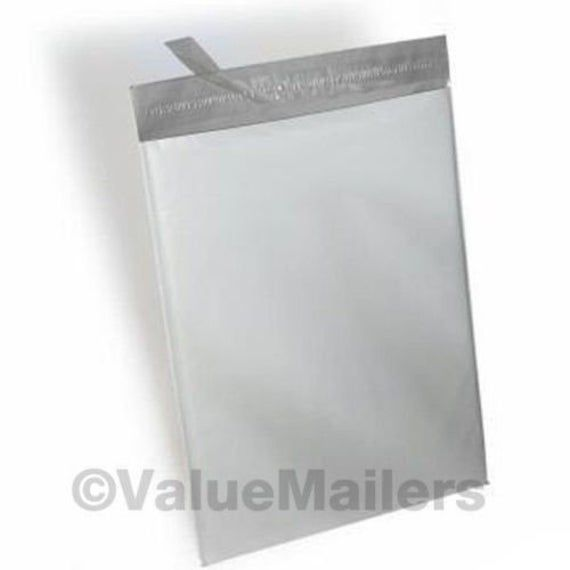 100 10x13 Poly Mailer Envelopes Shipping Bags Plastic Self Sealing Bags 2 4 Mil Shipping Envelopes Plastic Envelopes Envelope