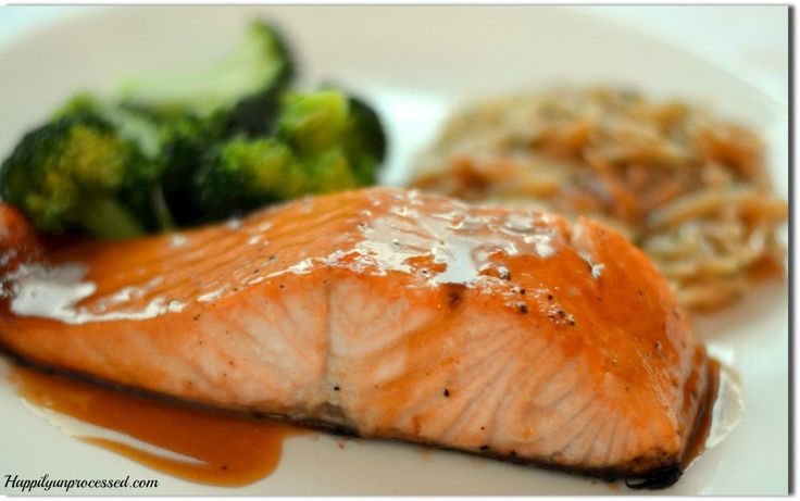 Dinner idea for Lent ~ Bobby Flay's Salmon with Brown Sugar and Mustard Glaze.  Pair it with some orzo or brown rice and broccoli.  Healthy and delicious.  Bathing suit season is coming!!!