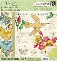 K&Company® | Tim Coffey Foliage- Specialty Paper Pad