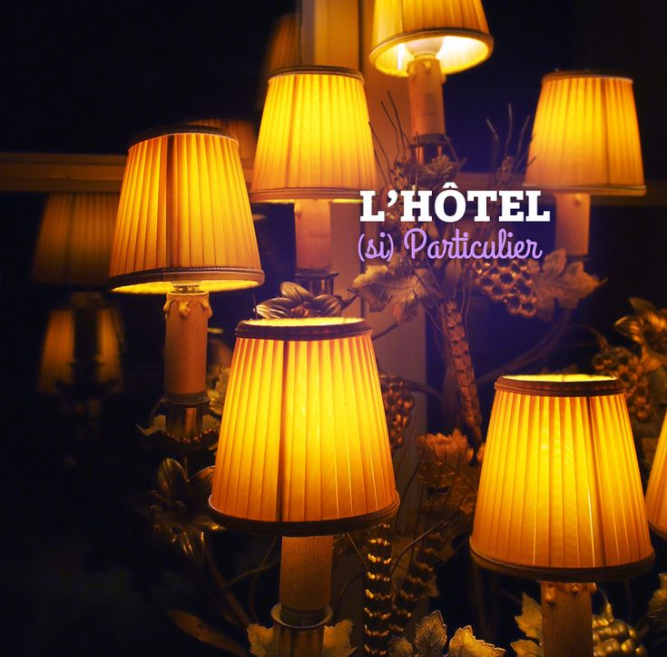 L'hotel Particulier