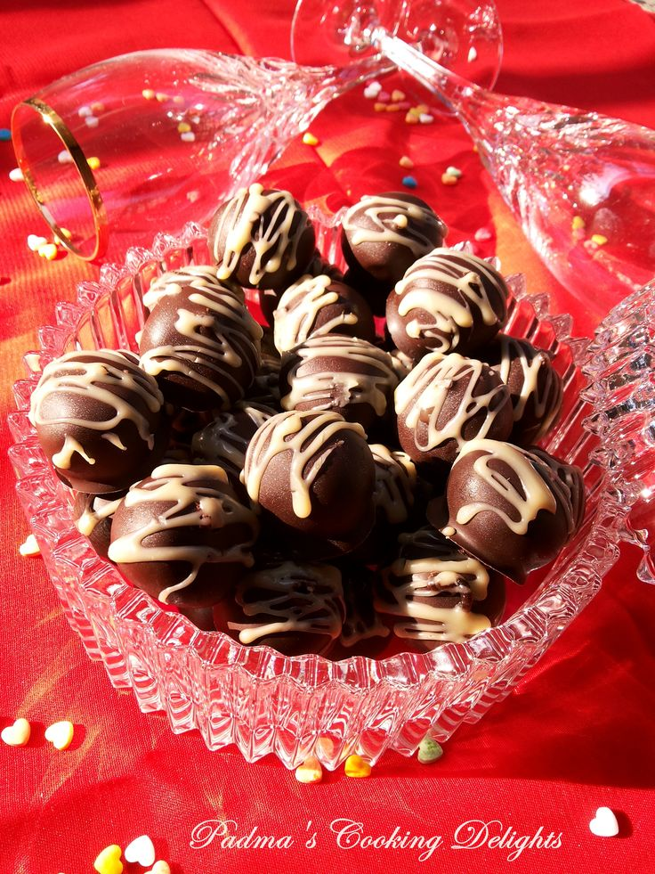 Oreo Chocolate Truffles