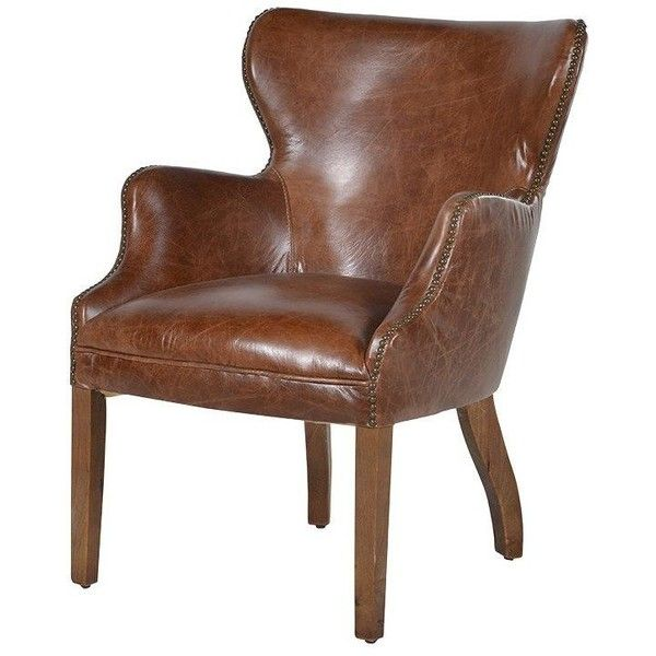 Havana Leather Armchair  900    liked on Polyvore featuring home   furniture  chairsBest 25  Brown leather armchair ideas on Pinterest   Brown leather  . Havana Leather Armchair. Home Design Ideas
