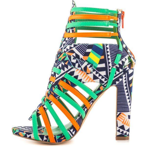 1000  ideas about Orange High Heels on Pinterest | Zebra heels ...