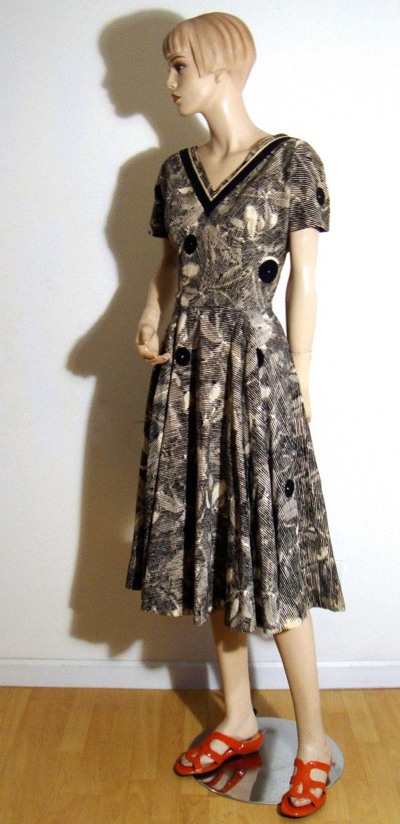 Lilli Ann of San Francisco Wrap Dress by Adolph Schuman by corneal  $285