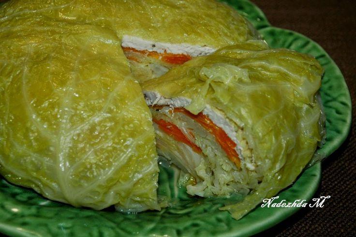 #Savoycabbage #lchf Савойская капуста, фаршированная - PRO kurort На 100 г: Б – 8; Ж – 1; У – 5; Ккал 55