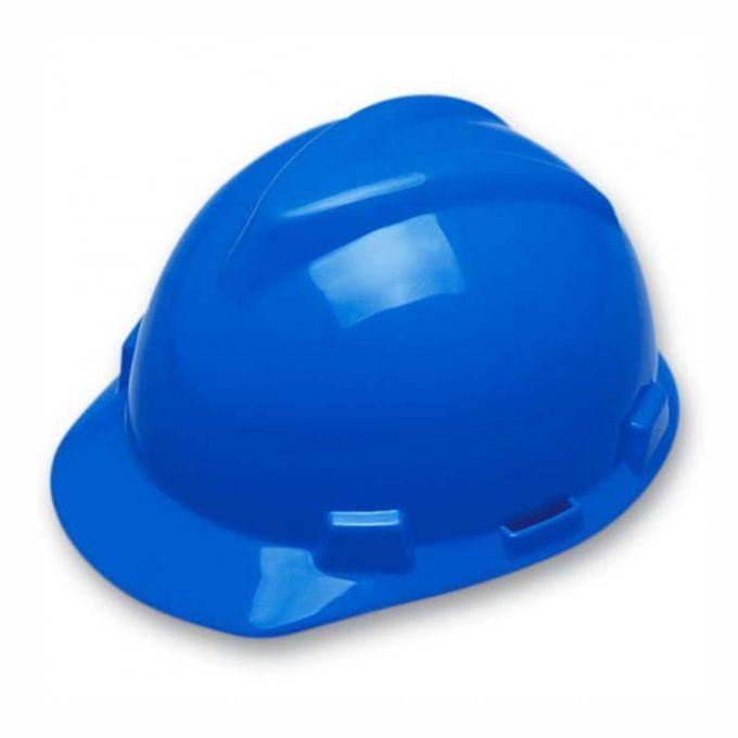 CAPACETE MSA ABA FRONTAL - Classe B - MSA Cores disponíveis: Amarelo, Azul, Azul Claro, Bege, Branco, Cinza, Laranja, Marrom, Verde, Vermelho   Capacete de segurança, tipo II (aba frontal) classe B com o casco injetado em material plástico. O casco possui fendas laterais denominadas Slot para acoplagem ou não de acessórios. O casco pode ou não possuir faixa refletiva. O casco pode ser fornecido com ou sem gravação. Pode ser utilizado com as seguintes de suspensões: 1) Suspensão Staz-On…