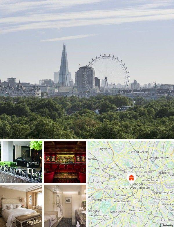 Este elegante hotel de primera categoría está ubicado enfrente del Hyde Park, cerca del Knightsbridge, del Piccadilly Circus y de las calles de tiendas más exclusivas. Desde aquí podrá llegar a pie al barrio de los teatros y a diversos lugares de interés turístico. La estación de metro más cercana es Hyde Park Corner, a unos 100 metros del hotel.