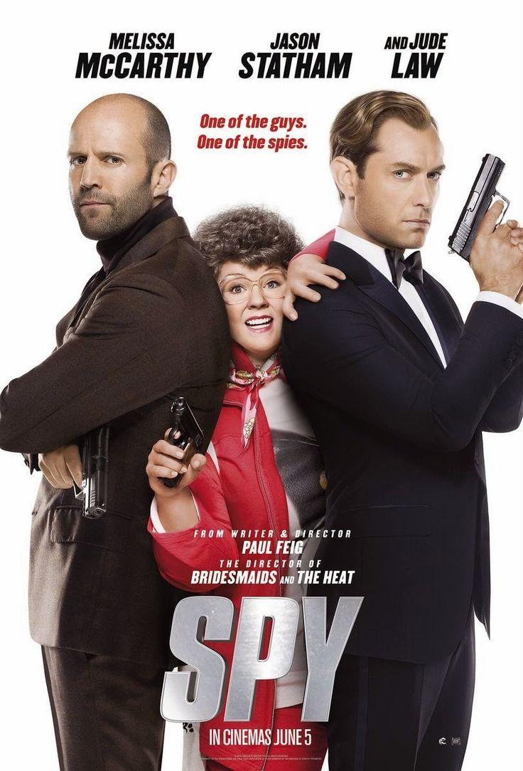 #EstrenosGercomovies Spy: Una Espía Despistada (2015) Subtitulada, ya disponible -» http://www.gercomovies.com/#!product/prd1/4244858805/spy%3A-una-esp%C3%ADa-despistada