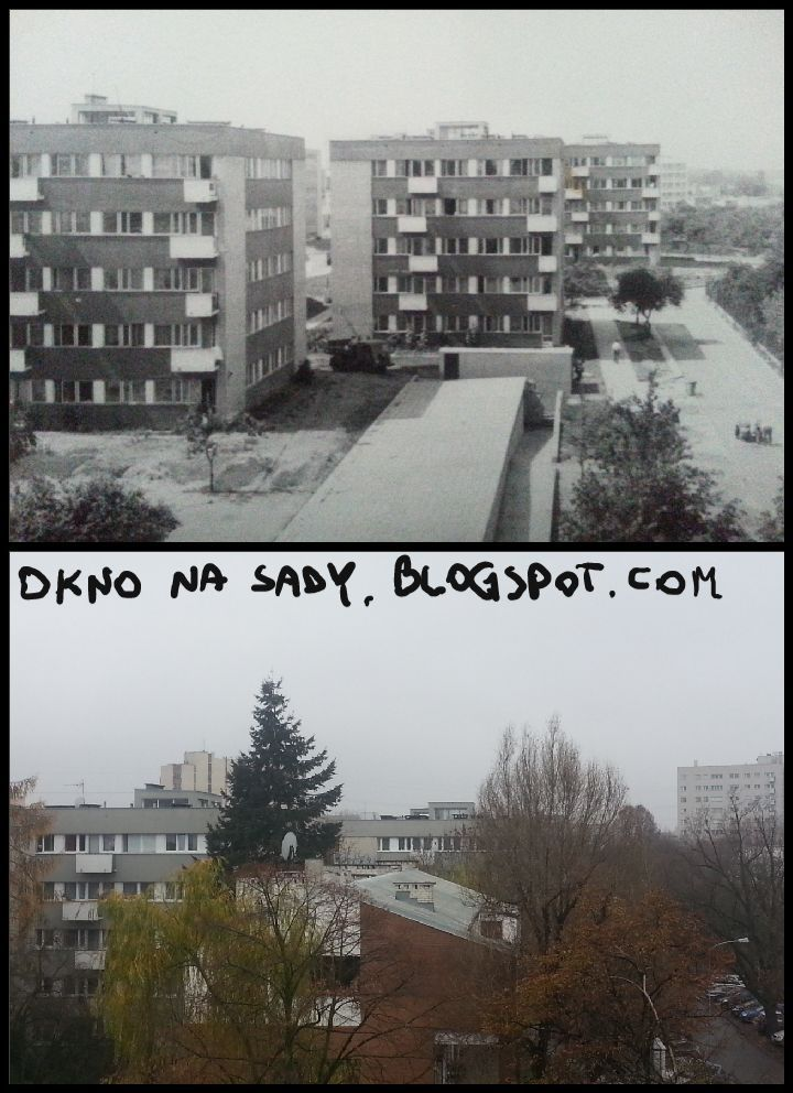 Sady Żoliborskie / Warszawa / koniec lat 60. i dziś :), https://www.facebook.com/photo.php?fbid=668961309810647&set=a.117802448259872.8519.115918105114973&type=1&theater