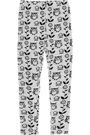 Uniszex leggings, mintás, márványos szürke - Ellos | Stilago