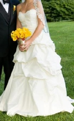 buy used wedding dress