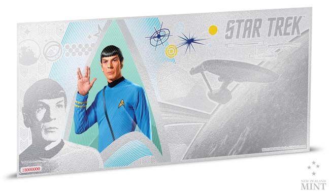 Spock Verkauf