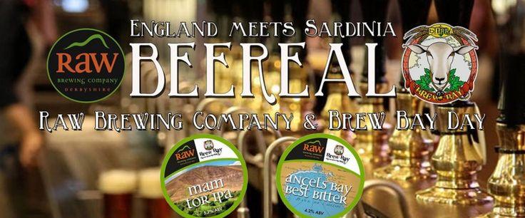 Brew Bay - Raw Brewing Company: presentazione Mam Tor IPA e Angels Bay Best Bitter - Le Strade della Birra, il magazine sul mondo della birra artigianale in Italia