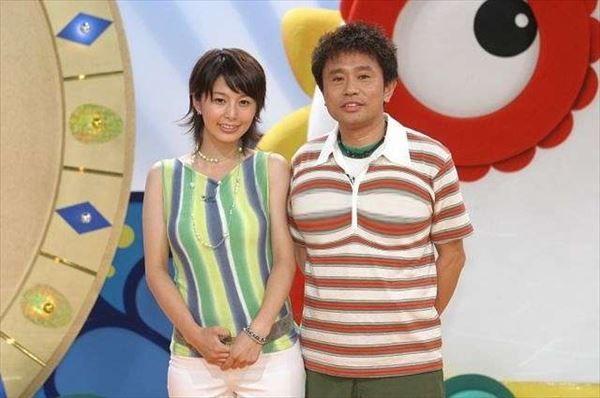 【エロ画像】NHK 杉浦友紀とかいうアナウンサーのおっぱいwwwの画像その20