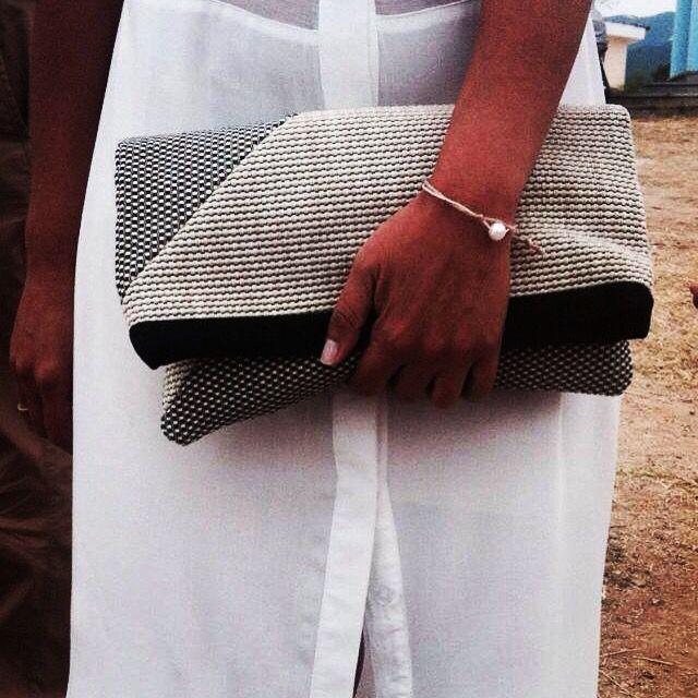 Cotton clutch