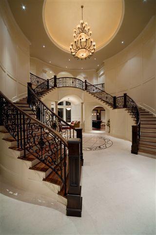 Showcase Luxury House plan designs, blueprints for high end luxury estate homes, dream homes, John Henry Architect, Florida Mediterranean homes, Texas homes, California homes, traditional homes, floor plans, european villas, estate homes