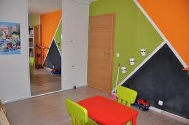 cute wall idea: Church Ideas, Cm Ideas, Boys Rooms, Room Ideas, Green Ideas, Color Paper Ideas, Wall Ideas, Kids Rooms
