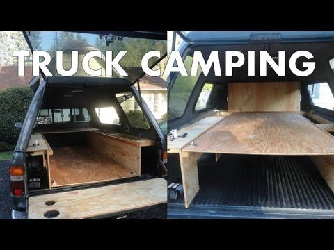 153 Best Images About Truck Camping Inspiration On Pinterest
