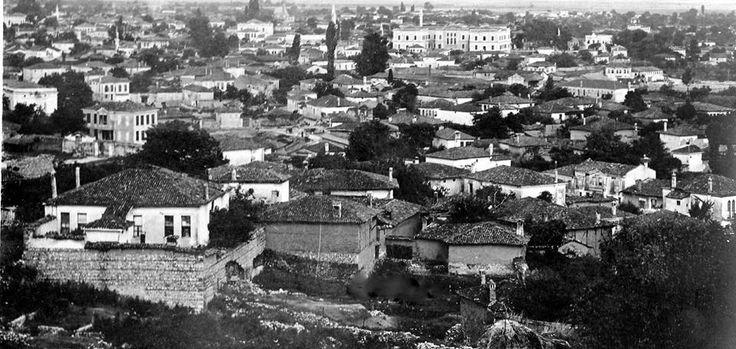 Σέρρες ,μια άλλη πόλη , μια άλλη εποχή .