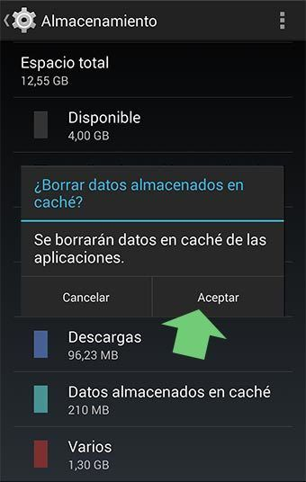 Como liberar y limpiar memoria en Android sin una aplicación