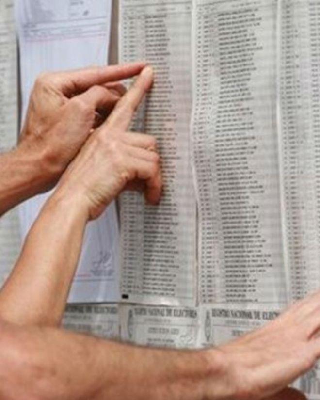 ¿Dónde voto? Consultá el padrón electoral Enterate en dónde votas y en qué mesa en las próximas elecciones presidenciales. http://www.argnoticias.com/politica/item/39448-%C2%BFd%C3%B3nde-voto-consult%C3%A1-el-padr%C3%B3n-electoral