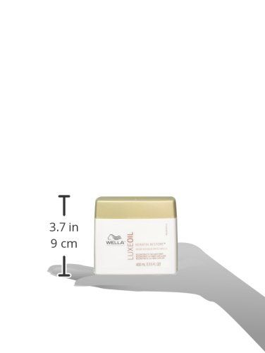 Wella Luxeoil Keratin Restore Mask, 13.5 Ounce * Visit the image link for more details. #hairdressing