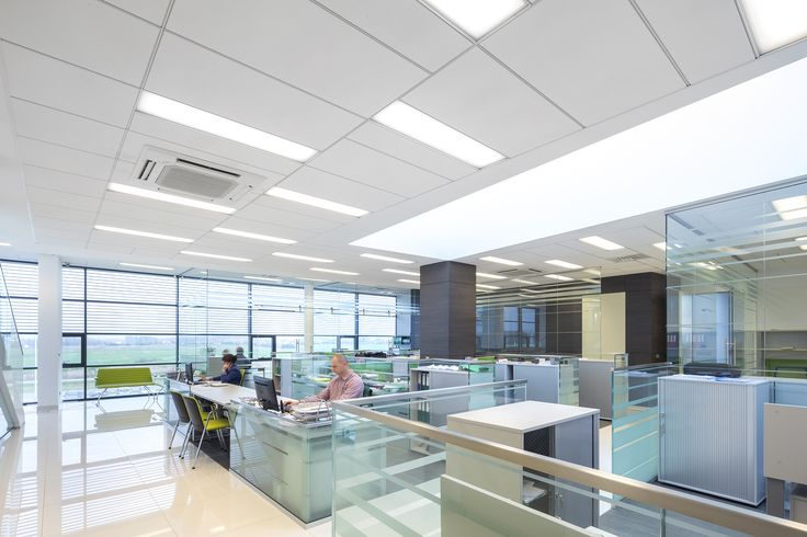 Armstrong Sufity Podwieszane, ceiling, suspended ceiling, acoustic, office, Ultima