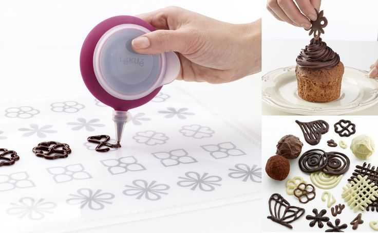 Best Cake Decorating Gadgets : best gadgets to decorate cakes and cupcakes Decomat ...