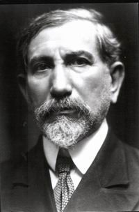 Charles Maurras - French author, poet & critic.
