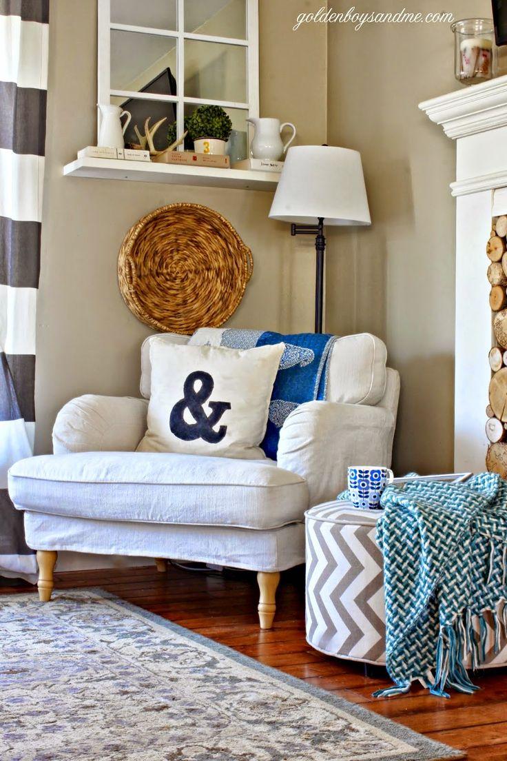 Ikea stocksund chair review-www.goldenboysandme.com