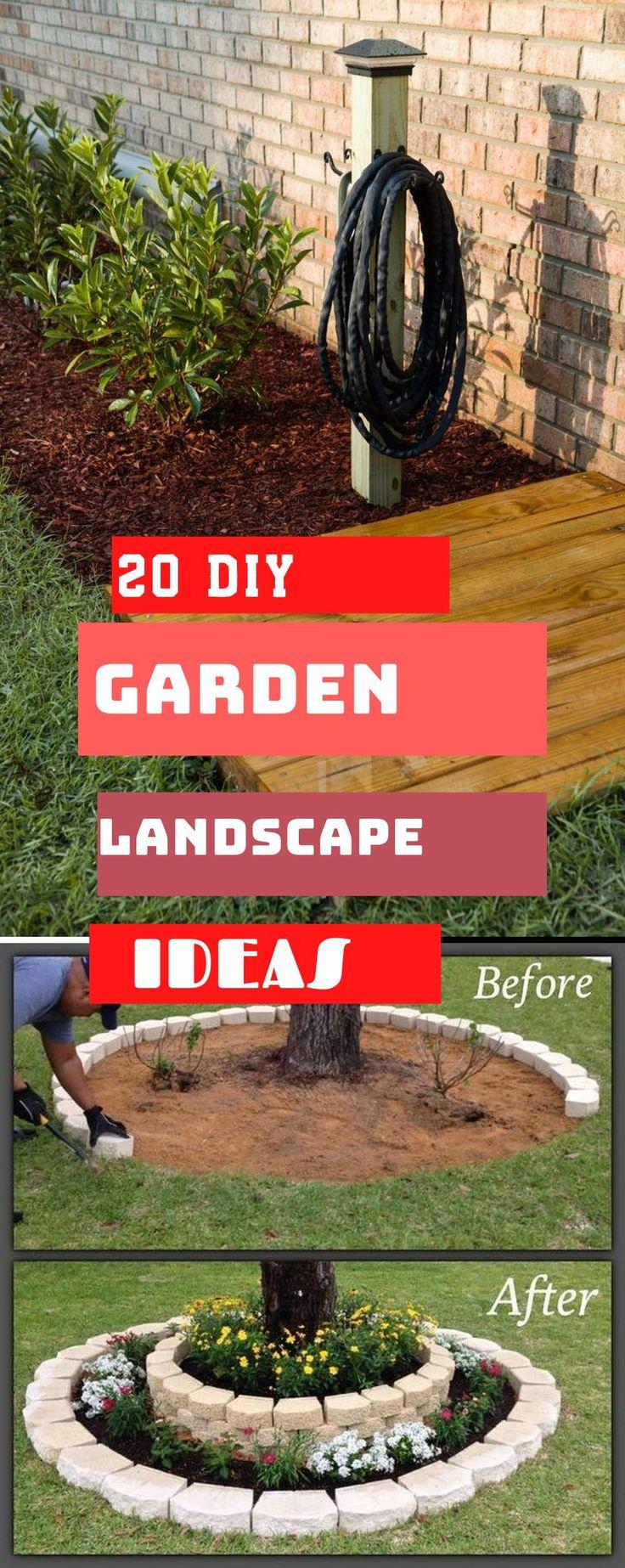 Garden Landscaping Design In 2021 Garden Landscape Design Diy Garden Landscaping Garden Landscaping Backyard Backyard diy landscaping ideas