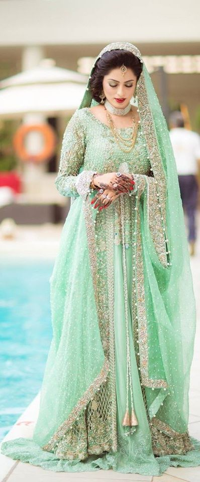 Pakistani dress. Pakistani designer dress, #Pakistanicouture. uploaded by Fatimah Hayat