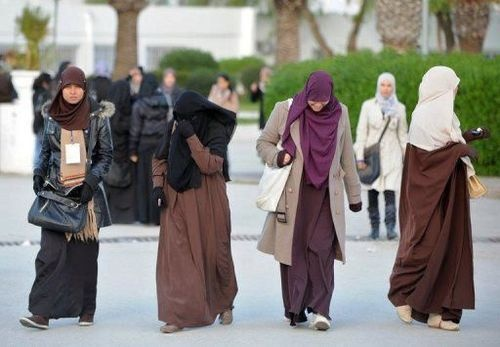 "True Hijab | Syar'i | sisters :"")"