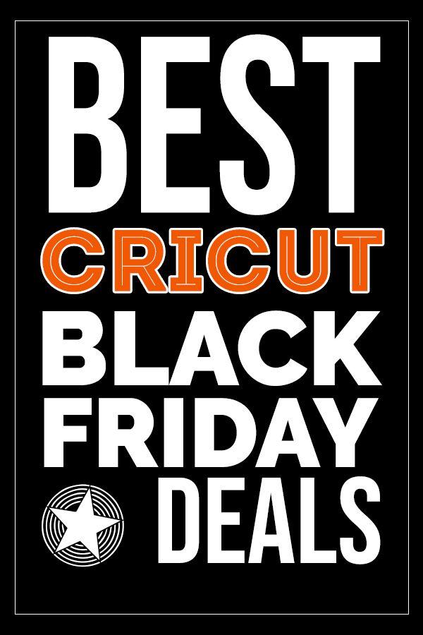 Updated Cricut Black Friday Deals September 2020 Black Friday Black Friday Deals Cricut