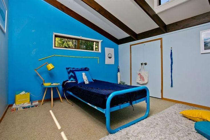 #Boysroom #funroom #blue bedroom #ruler on the wall #douglasandbec yellow lamp. Sidetable @Nanci Browne. Art prints @endemicworld.  Rame Rd, Greenhithe. Places and graces home staging