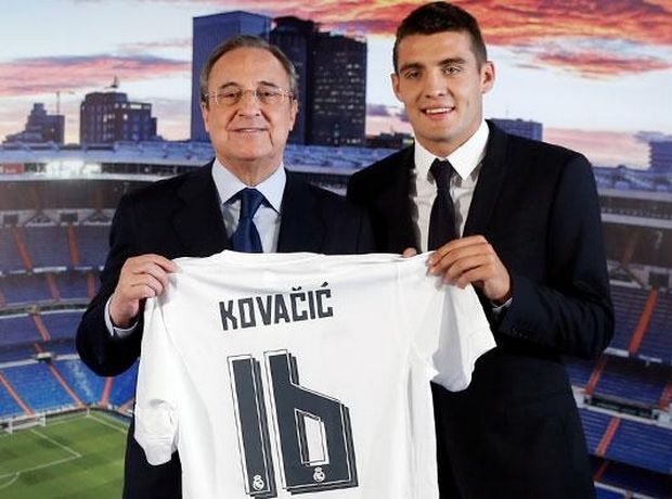 Mateo Kovačić - Real Madrid