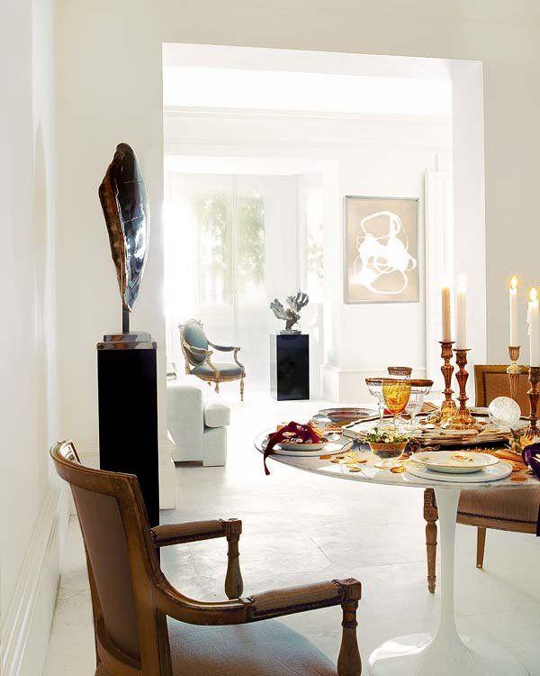 Comedores modernos ideas and interiors for Comedores modernos nuevos
